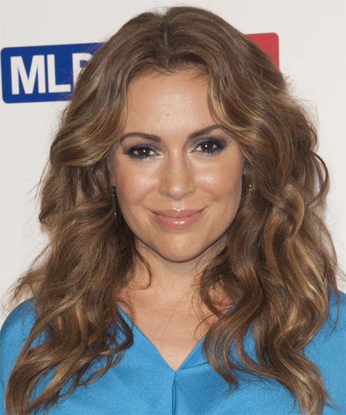 Alyssa Milano Height and Weight