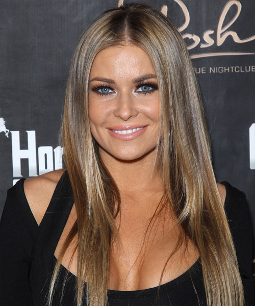 Carmen Electra Height and Weight