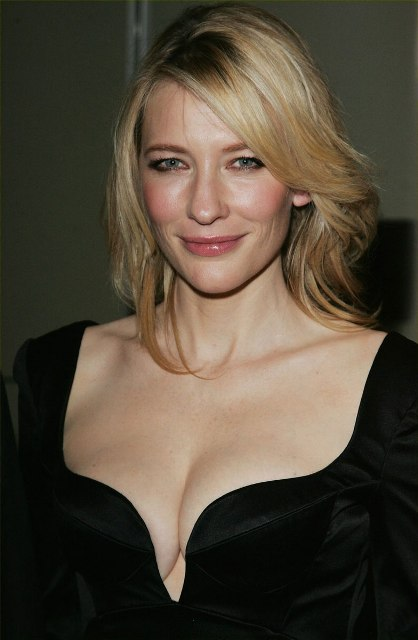 Cate Blanchett Height and Weight