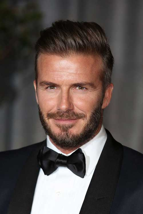 David Beckham Height and Weight