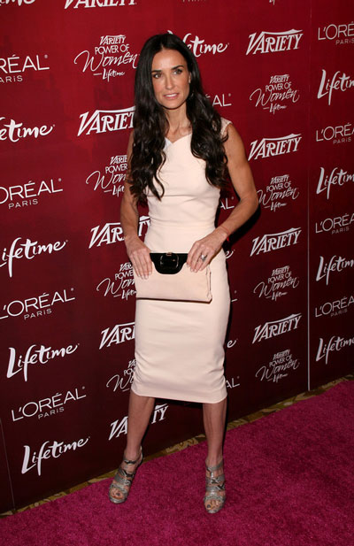 Demi Moore Height and Weight