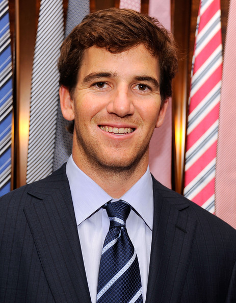 Eli Manning Height and Weight