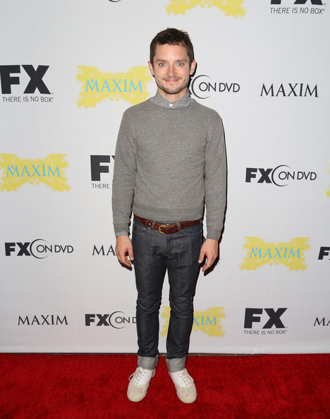 Elijah Wood height and...