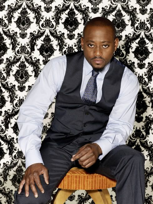 Omar Epps Height and Weight