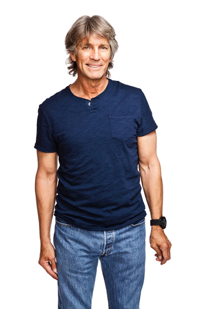 Eric Roberts Height and Weight
