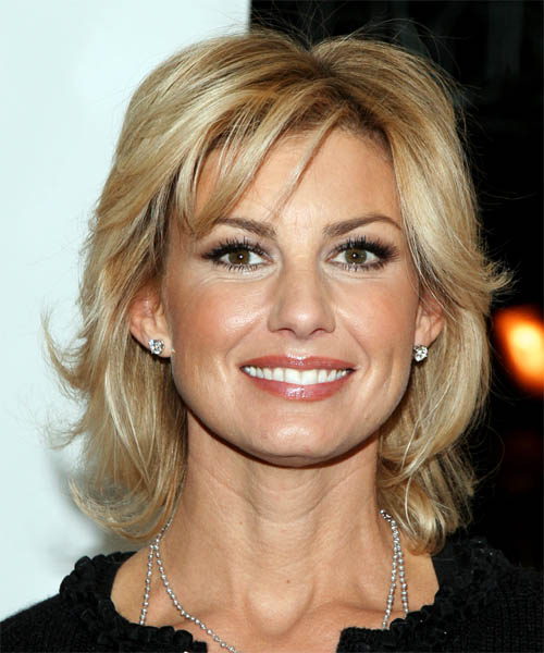 Faith Hill Height and Weight