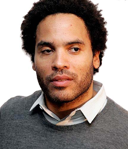 Lenny Kravitz Height and Weight