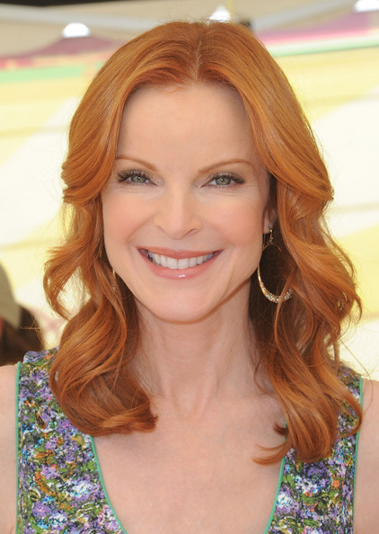 Marcia Cross Height and Weight