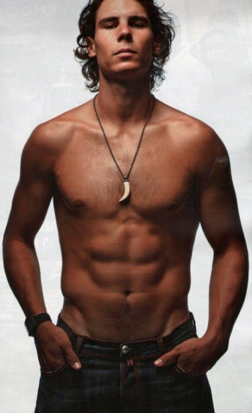 Rafael Nadal Height and Weight