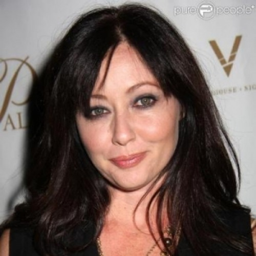 Shannen Doherty Height and Weight