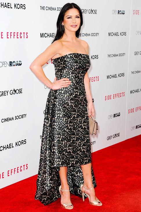 Catherine Zeta-Jones Height and Weight
