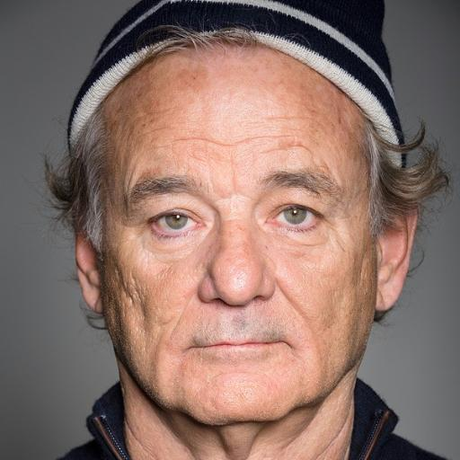 Bill Murray Height and Weight