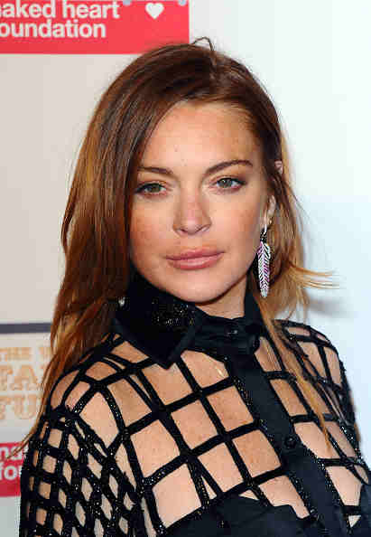 Lindsay Lohan Height and Weight