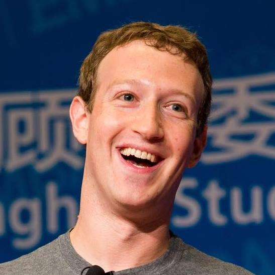 Mark Zuckerberg Height and Weight