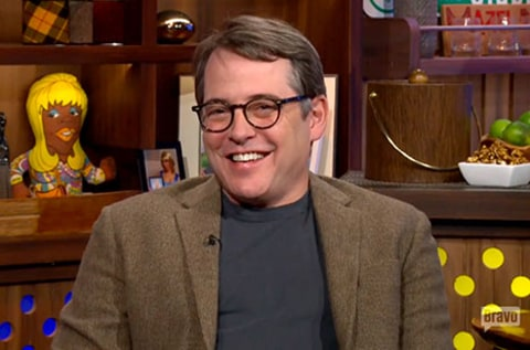 Matthew Broderick Height and Weight