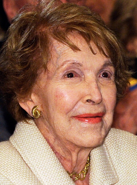 Nancy Reagan Height and Weight