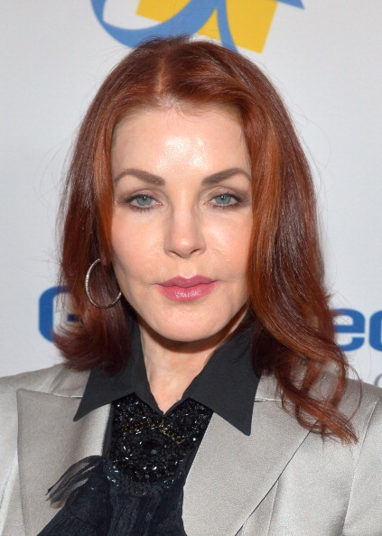 Priscilla Presley Height and Weight
