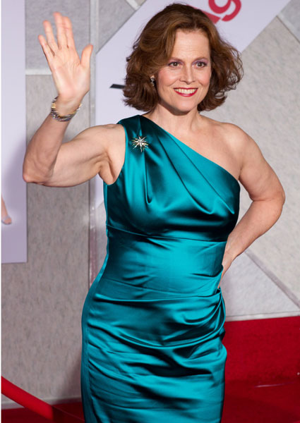 Sigourney Weaver Height and Weight