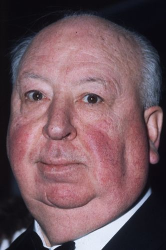 Alfred Hitchcock Height and Weight