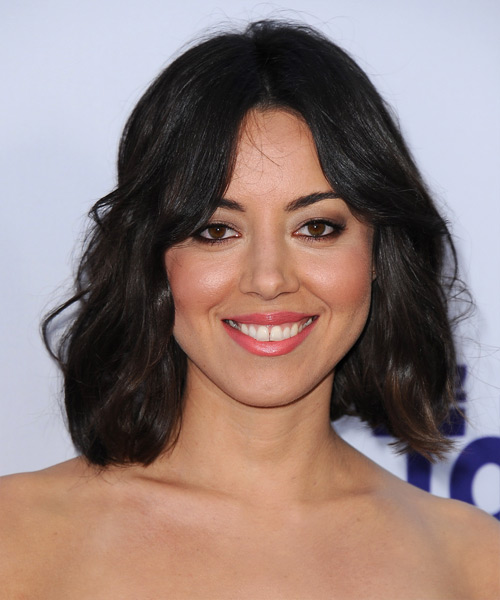 Aubrey Plaza Height and Weight