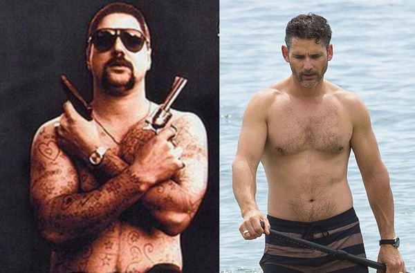 Eric Bana Extra Weight