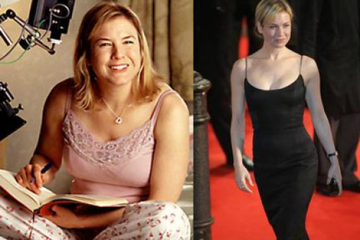 Renee Zellweger Gained Pounds for the Movie