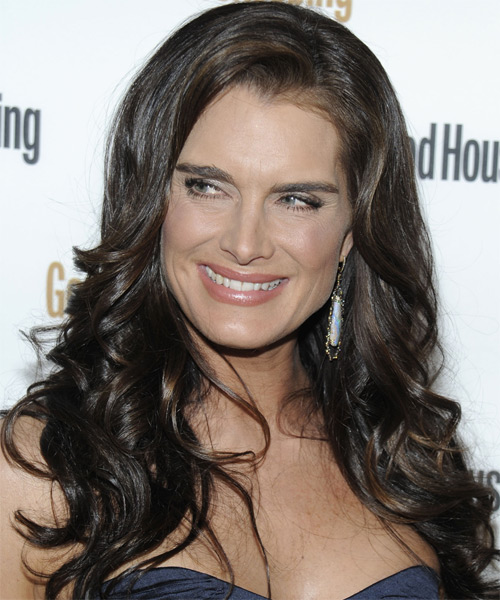 Brooke Shields Height and Weight