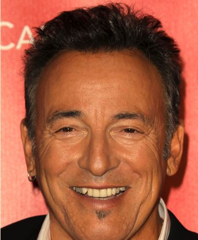 Bruce Springsteen Height and Weight