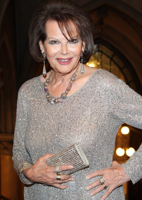 Claudia Cardinale Height and Weight
