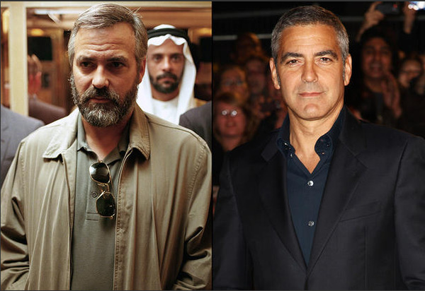 George Clooney Gained Pounds