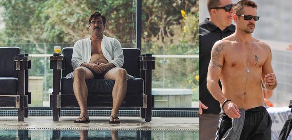 Colin Farrell Weight