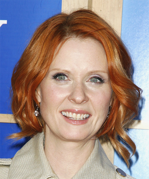 Cynthia Nixon Height and Weight