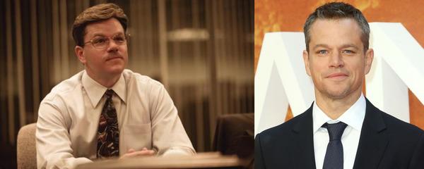 Matt Damon Gained Weight