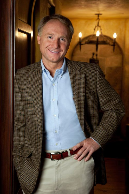 Dan Brown Height and Weight