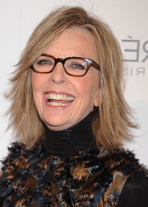 Diane Keaton Height and Weight