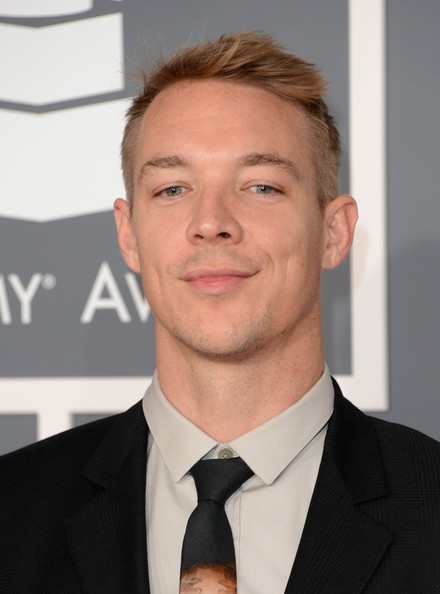 Diplo Height and Weight