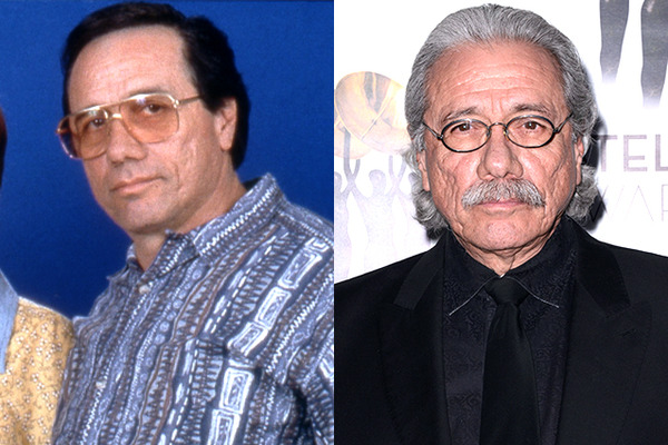 Edward James Olmos Body Changes
