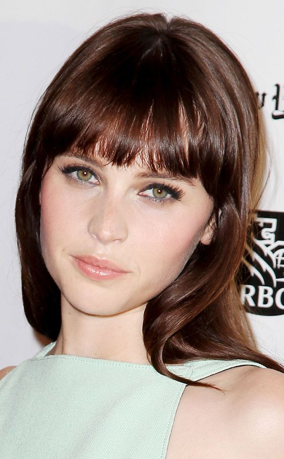 Felicity Jones Height and Weight