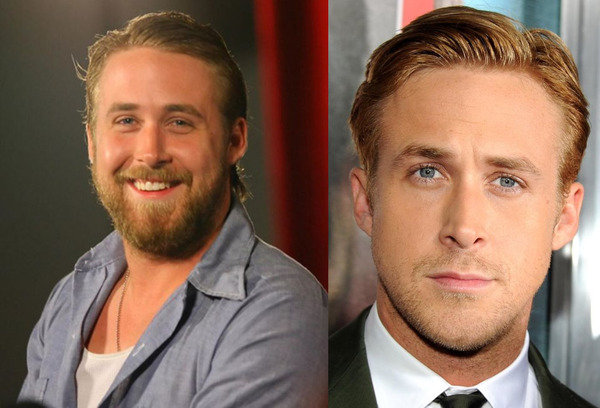 Ryan Gosling Gained Weight
