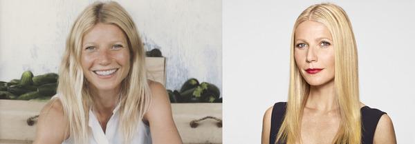 Gwyneth Paltrow Body Changes