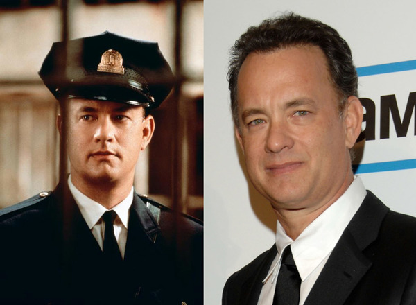 Tom Hanks Weight Gain