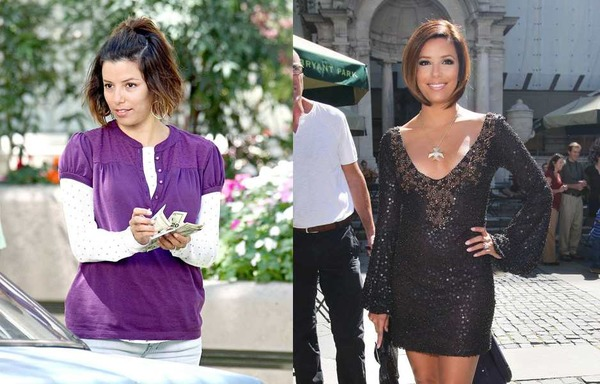 Eva Longoria Gained Weight