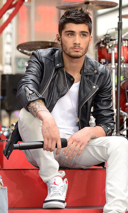 Zayn Malik Height and Weight