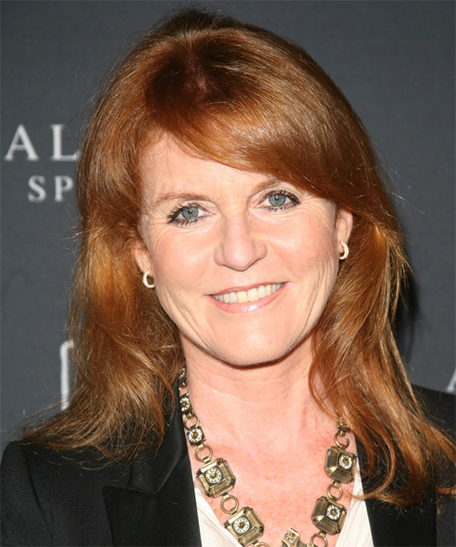 Sarah Ferguson Height and Weight