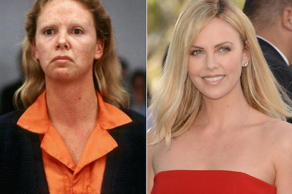 Charleze Theron Weight for Oscar