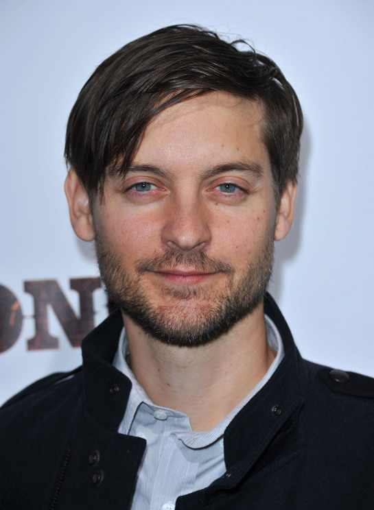 Tobey Maguire Height and Weight