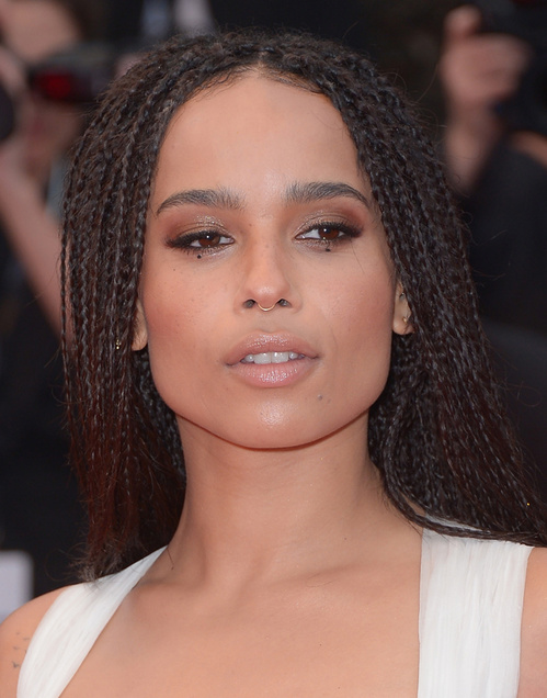 Zoe Kravitz Height and Weight