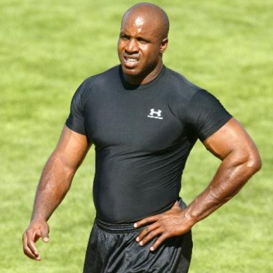 Barry Bonds Height and Weight