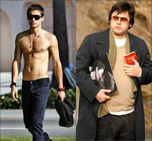Jared Leto Body Weight