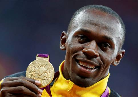 Usain Bolt Height and Weight